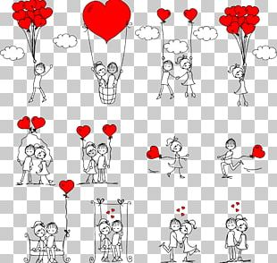 Drawing Love Romance PNG