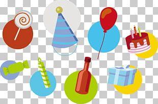 Birthday Cake Euclidean PNG