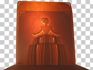 Kirigami Orange S.A. Copyright Fairy Chivalry PNG