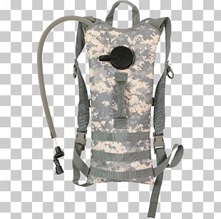 Backpack MOLLE Hydration Systems Hydration Pack Army Combat Uniform PNG