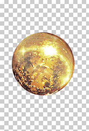 Light Disco Nightclub Ball PNG