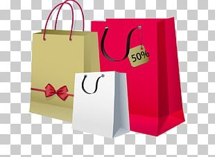 Shopping Bag Marketing Paper PNG