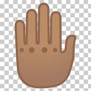 Thumb Hand Noto Fonts Human Skin Color Emoji PNG