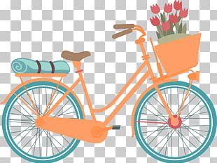 Hybrid Bicycle Car Mountain Bike Bicycle Commuting PNG
