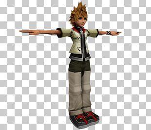 Kingdom Hearts II PlayStation 2 Roxas Video Game PNG
