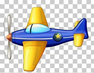Airplane Aircraft Flight PNG