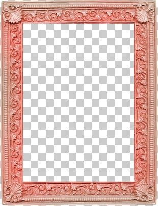 Frame Decorative Arts Digital Photo Frame PNG