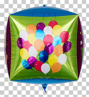 Hot Air Balloon Toy PNG