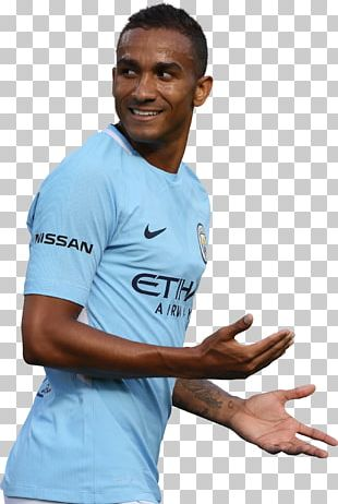 Danilo Manchester City F.C. Jersey 2017 International Champions Cup Football PNG