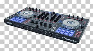 Pioneer DJ DJ Controller Disc Jockey Audio Mixers PNG