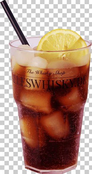 Rum And Coke Long Island Iced Tea Black Russian Mai Tai PNG