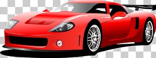 Sports Car Luxury Vehicle PNG