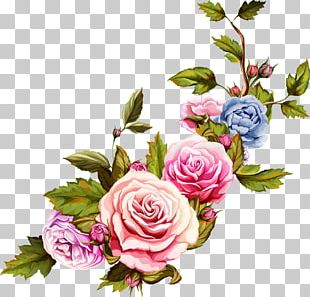 Flowers Decorated PNG