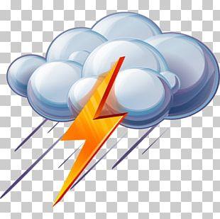 Rain Cloud ICO Icon PNG