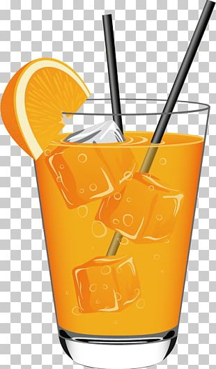 Soft Drink Orange Juice Cocktail Non-alcoholic Drink PNG