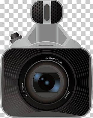 Digital SLR Camera Lens Webcam PNG