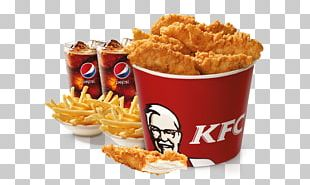 Fast Food French Fries Onion Ring KFC Chicken Nugget PNG
