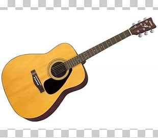 Steel-string Acoustic Guitar Musical Instruments Dreadnought PNG