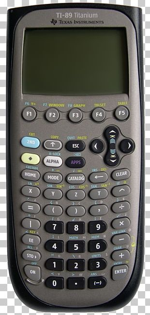 TI-89 Series Graphing Calculator Texas Instruments TI-83 Series PNG