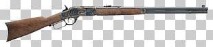 Trigger .44-40 Winchester Gun Barrel Shotgun Firearm PNG