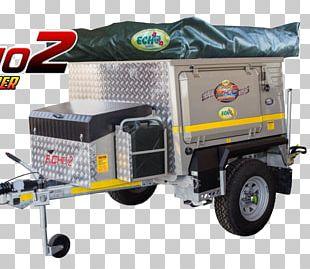 Caravan Camping Motor Vehicle Trailer PNG