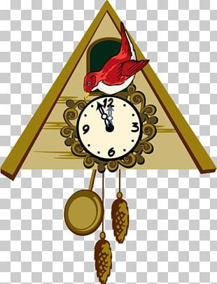 Cuckoo Clock Bird PNG
