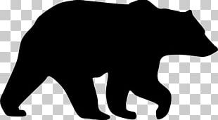 Bear Scalable Graphics AutoCAD DXF PNG