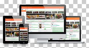 Digital Marketing Web Page Computer Software WordPress Web Development PNG