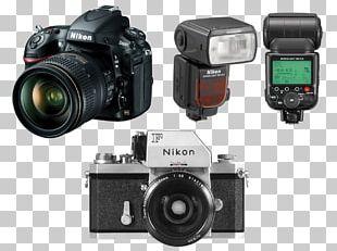 Nikon D800 Camera Lens Single-lens Reflex Camera Digital SLR PNG