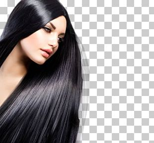 Beauty Parlour Hairdresser Hair Straightening Hair Coloring PNG