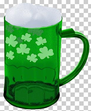 Beer Glassware Saint Patrick's Day Drink PNG