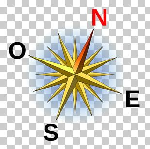 North Compass Rose Scalable Graphics PNG