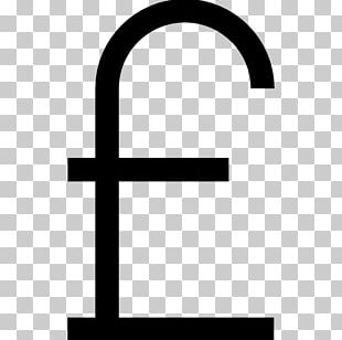 Pound Sterling Currency Symbol Money Pound Sign PNG