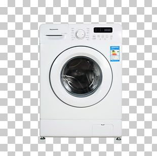 Washing Machine Home Appliance Haier PNG
