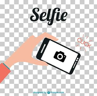 Selfie Social Media PNG
