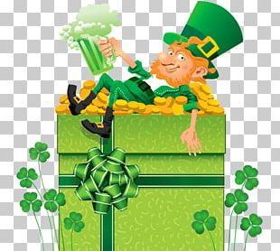 Saint Patrick's Day March 17 Shamrock PNG