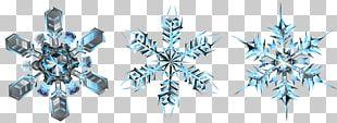 Snowflake Crystal Desktop PNG