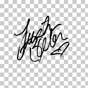Believe Tour Purpose World Tour Autograaf Justin Bieber: Never Say Never PNG