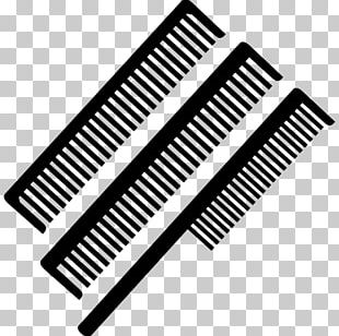 Comb Hairdresser Barber Hairbrush PNG