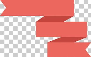 Red Text Box Pattern PNG