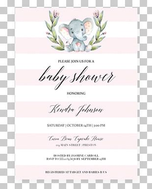 Wedding Invitation Baby Shower Paper Boy PNG