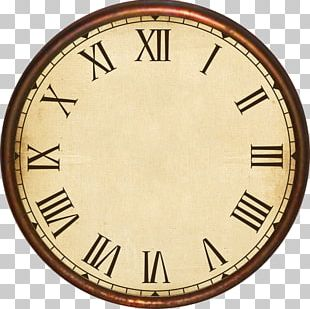 Clock Face Station Clock Roman Numerals Time PNG
