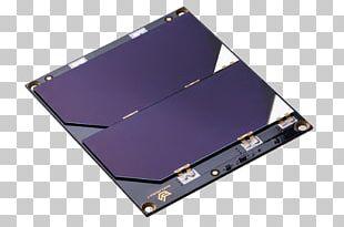 Low Earth Orbit CubeSat Solar Panels Solar Power Solar Cell PNG