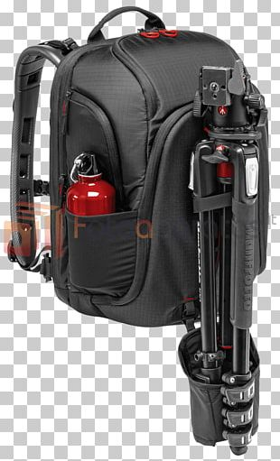 MANFROTTO Backpack Pro Light 3N1-35 Camera Photography PNG
