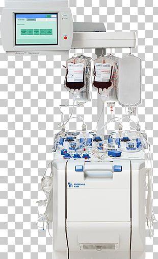 Medical Equipment Plasmapheresis Fresenius Kabi PNG