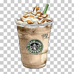 Frappé Coffee Milkshake Starbucks Frappuccino PNG