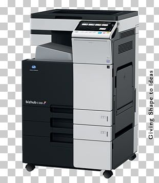 Photocopier Multi-function Printer Konica Minolta Scanner PNG