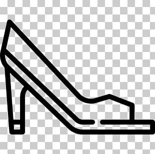 Peep-toe Shoe Computer Icons High-heeled Shoe PNG