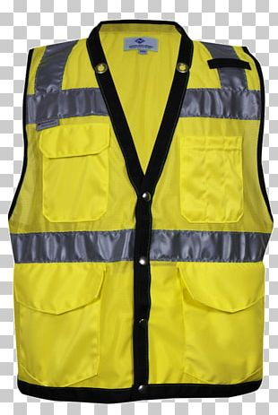 Gilets High-visibility Clothing Personal Protective Equipment Sleeve PNG