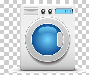 Washing Machine Home Appliance Refrigerator Laundry PNG